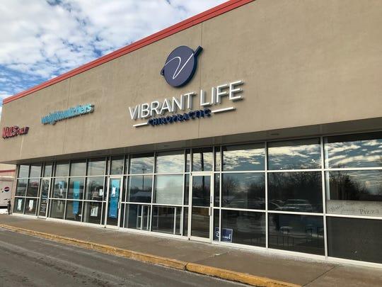 Vibrant Life Chiropractic, 1956 S. Koeller St., opens