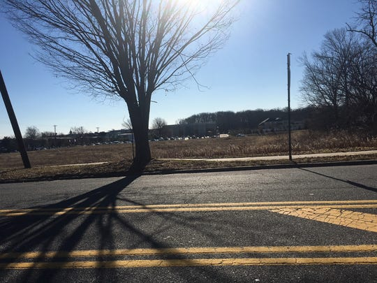 A lot of land on the corner of East Main Street and Marter Avenue in Moorestown will remain empty for now. A developer wanted to built retail/restaurants there but a use variance was denied.
