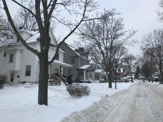 The 19th Ward in Rochester is a popular area for real estate sales.