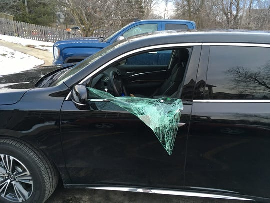 Car break-ins were reported on Jan. 26 at Elm Grove