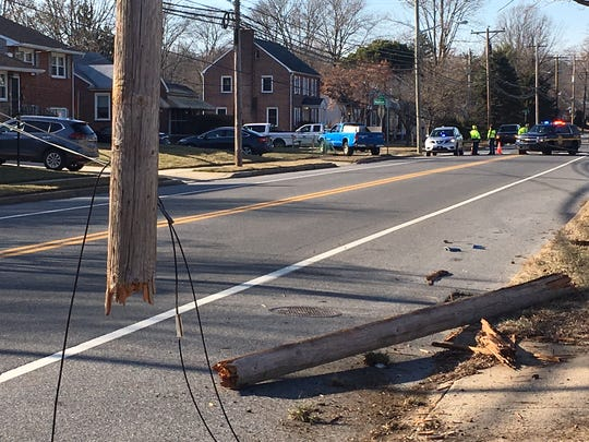 A serious crash could delay drivers Saturday afternoon.