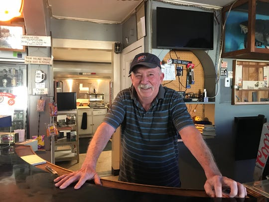 James Halbach has run Pete's Fisherman's Inn in Brothertown