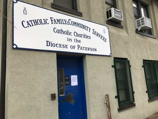 A woman who worked at the Catholic Charities office at 24 DeGrasse Street in Paterson claims she got sick from mold.