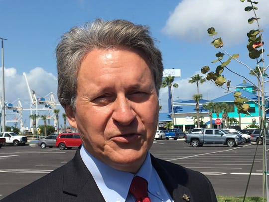 Port Canaveral Chief Executive Officer John Murray will present the new contract proposal for seaport security and law enforcement services to Canaveral Port Authority commissioners on Wednesday.