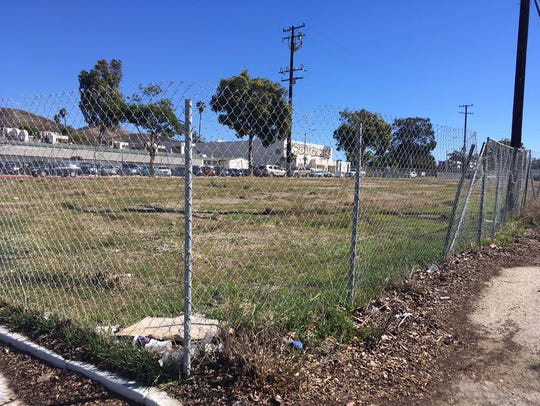 This project, at Main and San Clemente streets, is