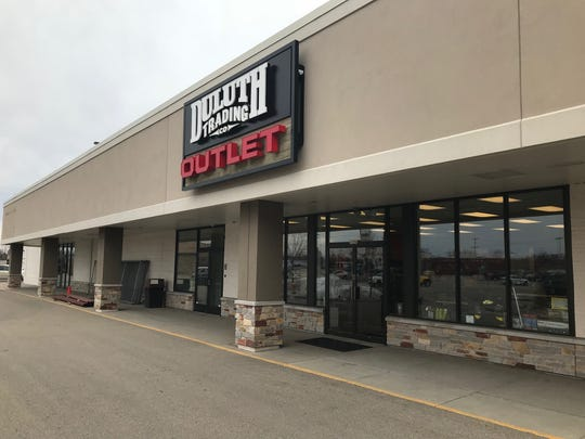 Duluth Trading Co. is expanding its Oshkosh outlet store, 1132 S. Koeller St.