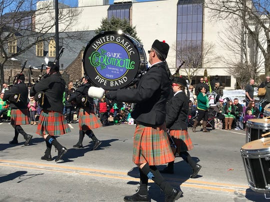 Somerville's St. Patrick's Day is still scheduled for Sunday.