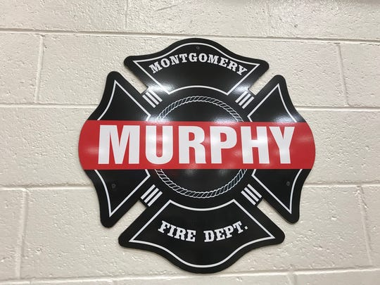 Kendall Murphy was a firefighter who died when hit by a car while responding to an accident on Nov. 10, 2017.