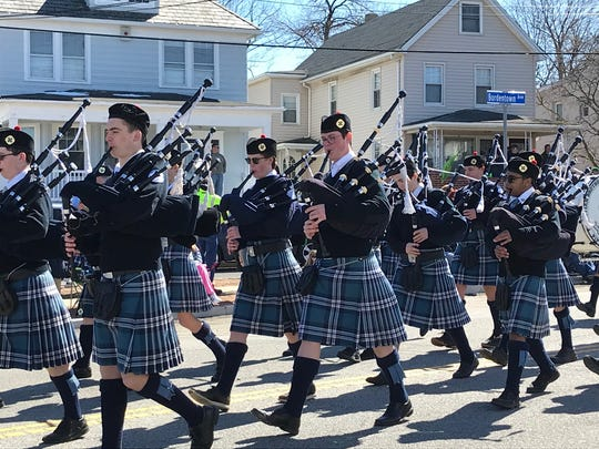 The 2018 South Amboy St. Patrick's Day parade wound through the city on Sunday, March 18 and included more than 15 bands as well as local organizations, businesses and groups.