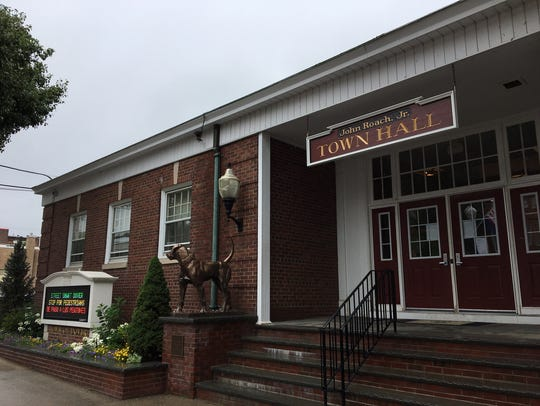 Dover's current town hall.
