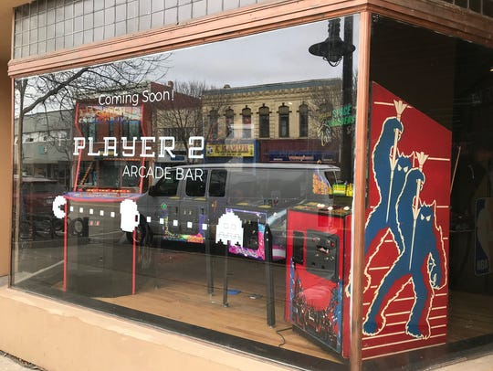 Player 2 Arcade Bar took the former Ravens/Colt's Timeless