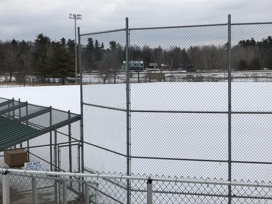 The Stevens Point Softball Association has proposed a $500,000 project to install field turf on the three diamonds at Zenoff Park.