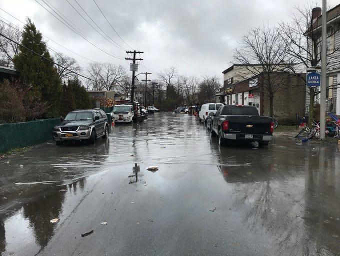 Northup Avenue in Mamaroneck