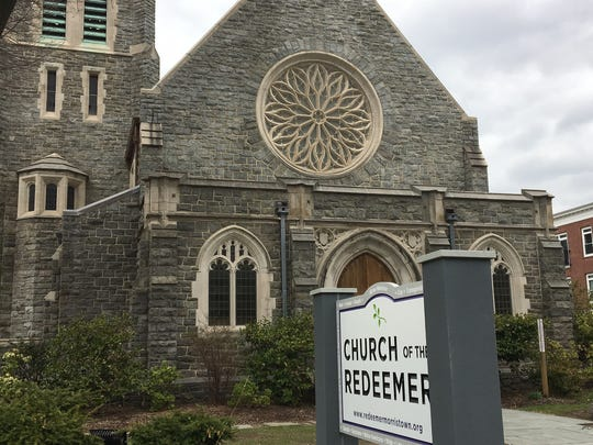 Church of the Redeemer in Morristown, a recipient of Morris County historic preservation grants.