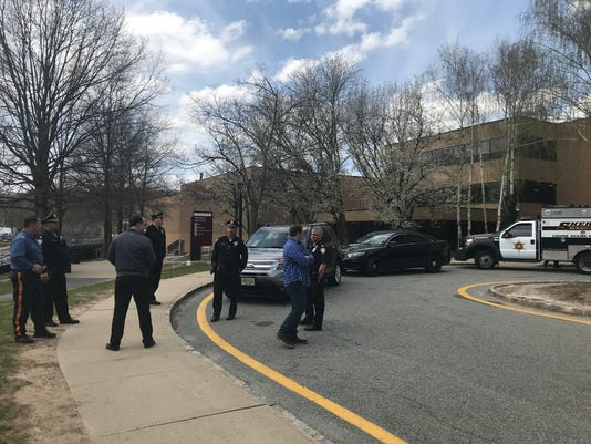 Morristown high school lockdown