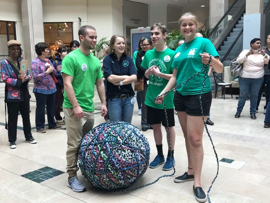 For months, 236 Somerset County 4-H members and adult