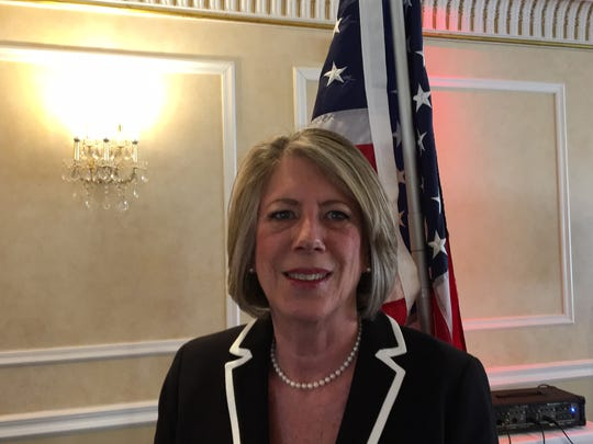 Morris County Freeholder Deborah Smith