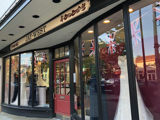 A number of royal weddings have been held over Jay West's nearly 50 years in business. The owner of the landmark Haddonfield bridal shop says Meghan Markle's gown, when revealed, will influence the industry.