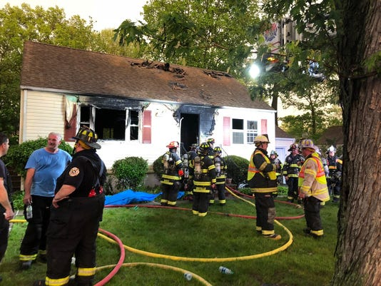 Waldwick fire
