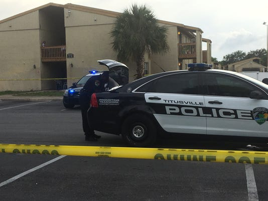 Shooting in Titusville
