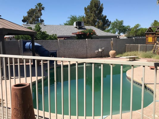 4-year-old boy drowns in Peoria