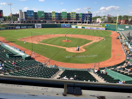 The Lansing Lugnuts announced Monday that they've extended