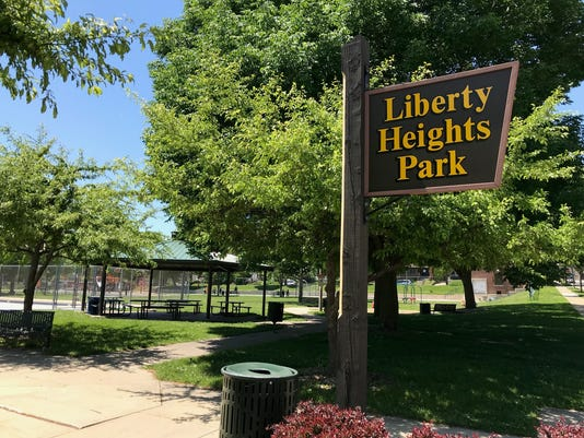 Liberty Heights Park, 61st and Orchard Streets