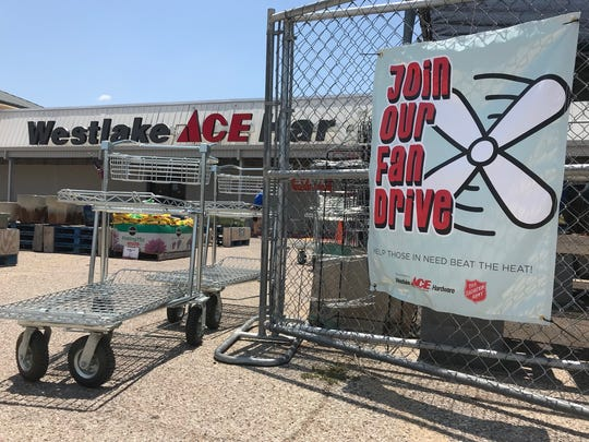 San Angelo's Westlake Ace Hardware and the Salvation