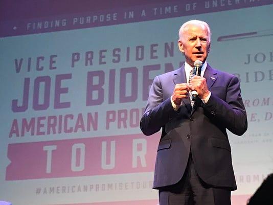 Vice President Joe Biden: American Promise Tour