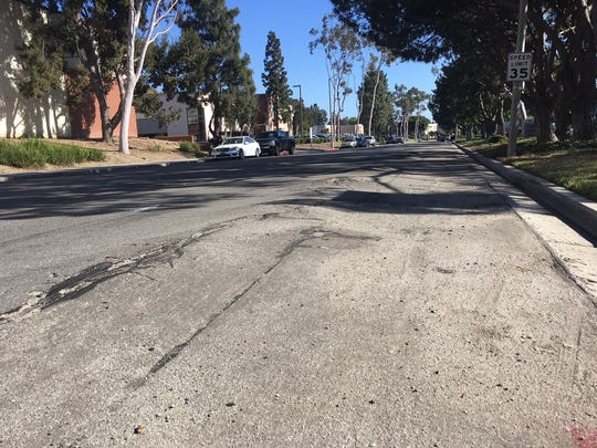 The city of Ventura has accepted a settlement of $104,194 to fix a portion of Donlon Street.