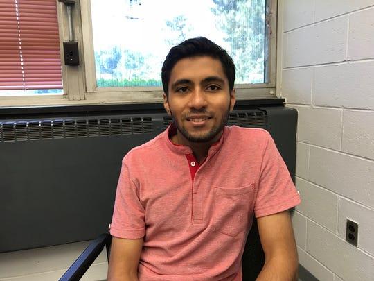 Mohammed Mutaher, 2018 Clifton High School Salutatorian