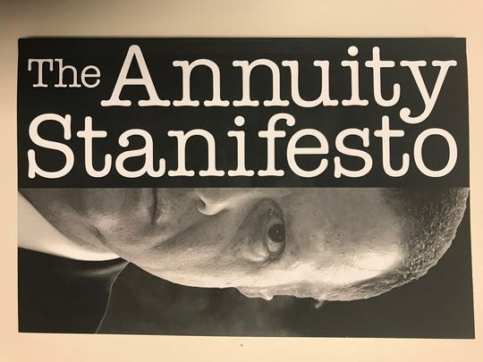 Author Stan Haithcock outlines four annuity-purchase