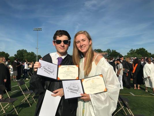 Somerville High School Grad