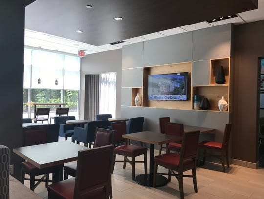 Holiday Inn Express & Suites North Brunswick is open
