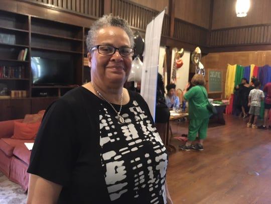 Carpetbag Theatre executive director Linda Parris Bailey