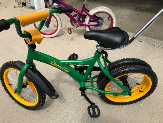 dually bicycle