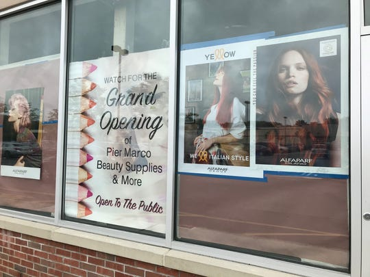 bbea96c681d0e7 Pier Marco Beauty Supplies and More will be opening