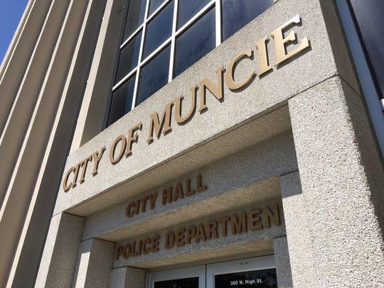Muncie City Hall.