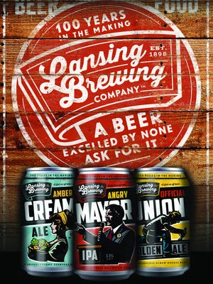 Lansing Brewing Co. will  open Oct. 22 at 518 E. Shiawassee St.