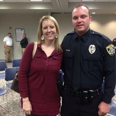 A year after his injury, WFPD officer to have spinal surgery