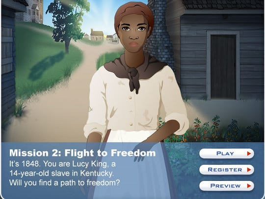 A game used in a Phoenix Elementary School District social-studies class is angering parents who feel it is racist and trivializes the topic of slavery.