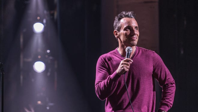 According to Forbes, Sebastian Maniscalco is one the world's 10 highest-paid comedians.
