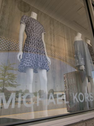 A Michael Kors store opened Thursday, May 17, 2018 at the Tanger Outlet in Howell.