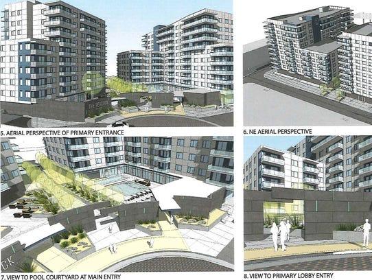 Scottsdale-based Deco Communities proposes building