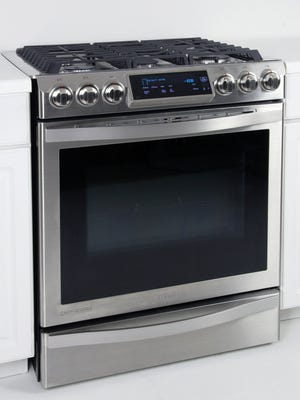 Samsung S Fancy New Gas Range Has Good