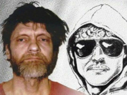 unabomber combined art