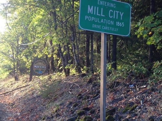 Mill City