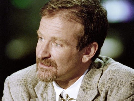 Robin Williams had an enduring influence on comedians