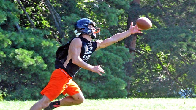 Dalton's Tate Geiser and the rest of his teammates were going to get a preseason litmus test on Friday night in a scrimmage against a talented Streetsboro team.