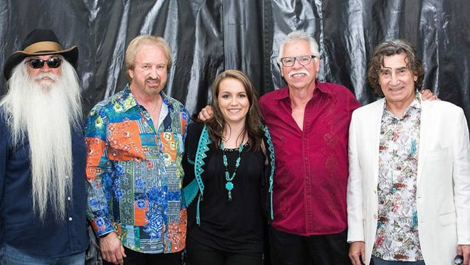 On Aug. 5, Prattville's own Jessie Lynn had a chance to open for the Oak Ridge Boys at the Dothan Civic Center.